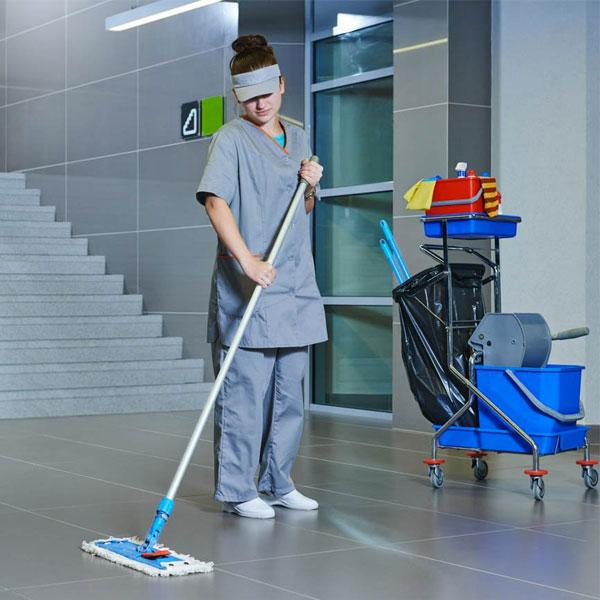 Le nettoyage humide