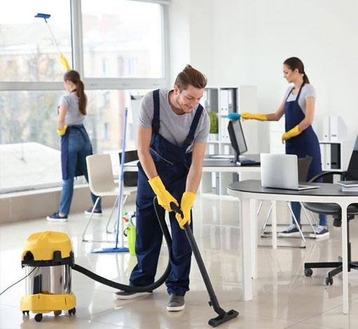 Nettoyage pro de bureaux