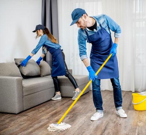 Nettoyage pro de maisons